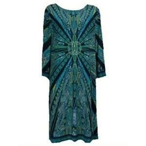 Chico's 3/4 sleeve dress